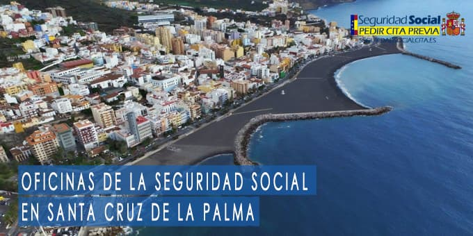 oficina seguridad social Santa Cruz de la Palma