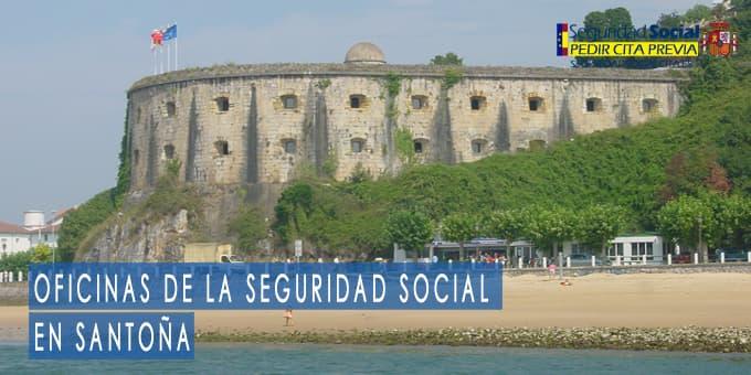 oficina seguridad social Santoña