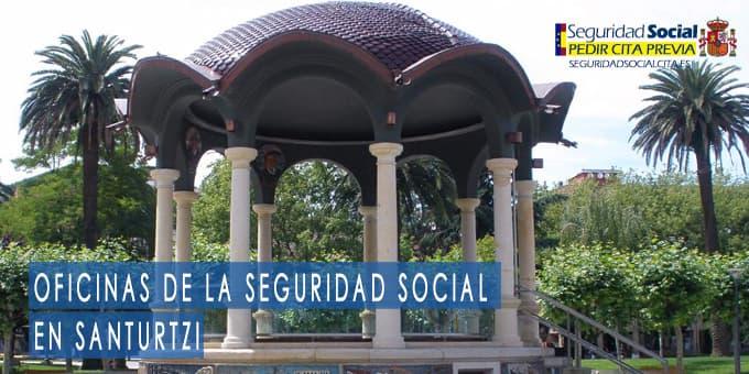 oficina seguridad social Santurtzi