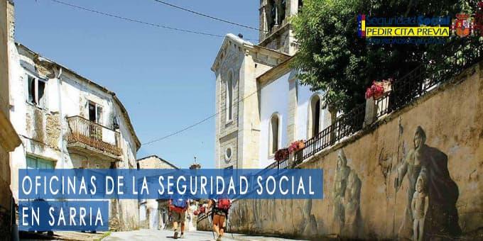 oficina seguridad social Sarria