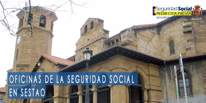 oficina seguridad social Sestao