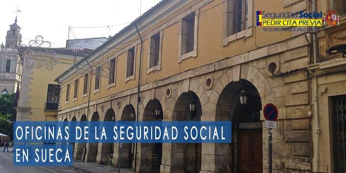 oficina seguridad social Sueca
