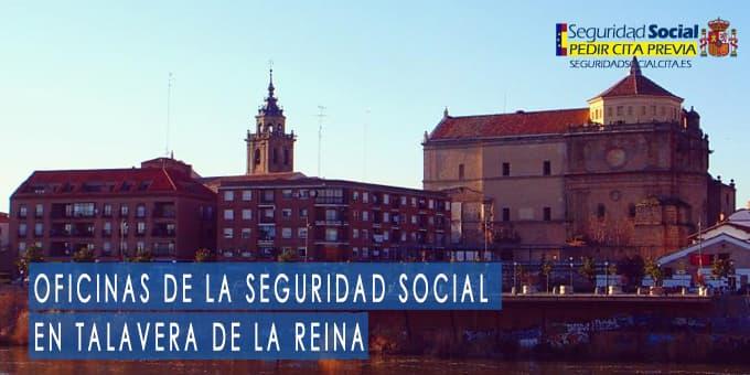 oficina seguridad social Talavera de la Reina