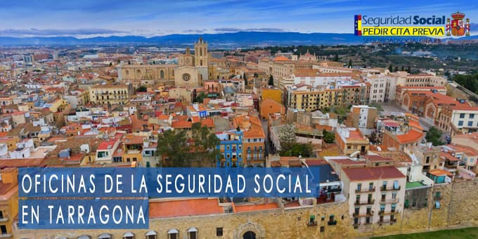 oficina seguridad social Tarragona