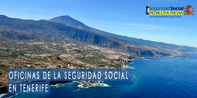 oficina seguridad social Tenerife
