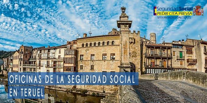 oficina seguridad social Teruel