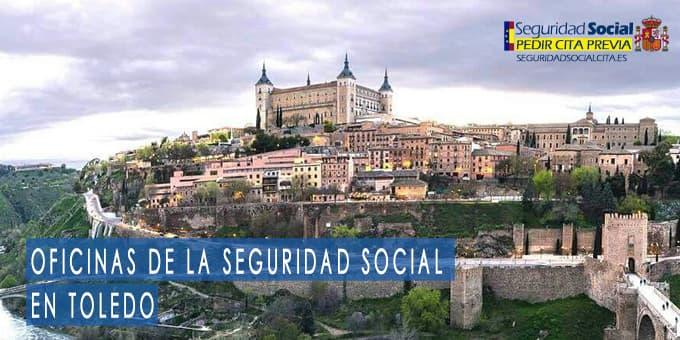 oficina seguridad social Toledo