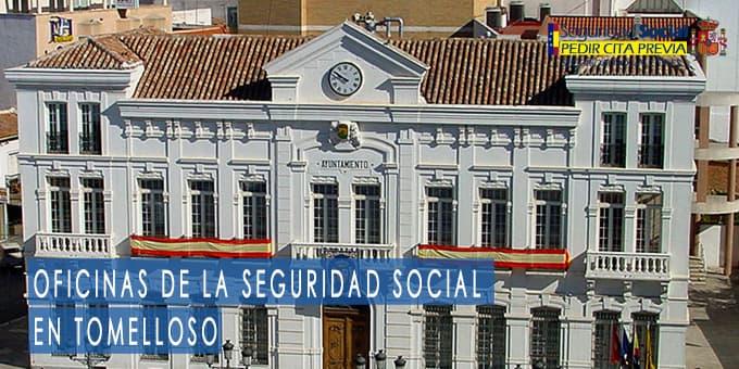 oficina seguridad social Tomelloso