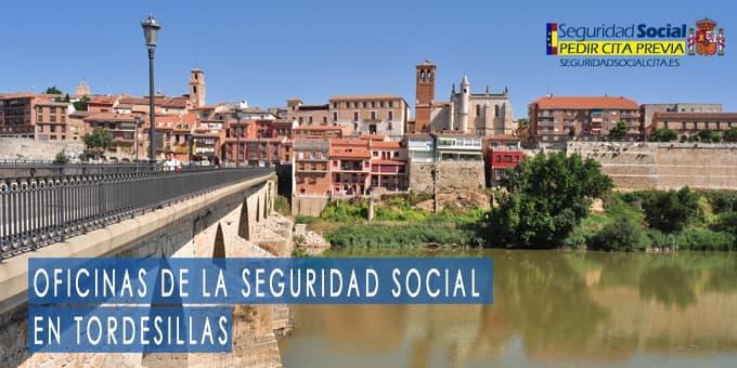oficina seguridad social Tordesillas