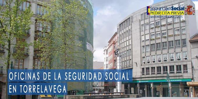 oficina seguridad social Torrelavega