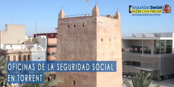 oficina seguridad social Torrent