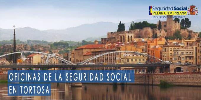 oficina seguridad social Tortosa