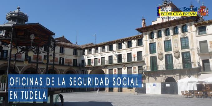 oficina seguridad social Tudela