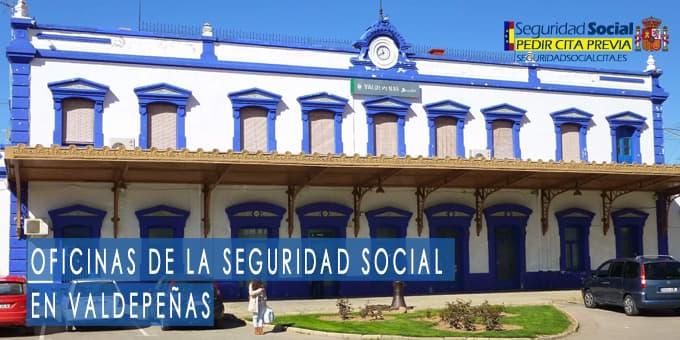 oficina seguridad social Valdepeñas
