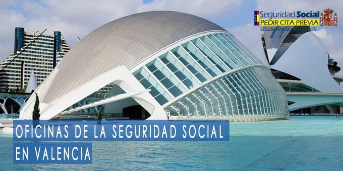 oficina seguridad social Valencia