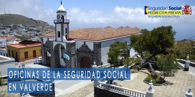 oficina seguridad social Valverde