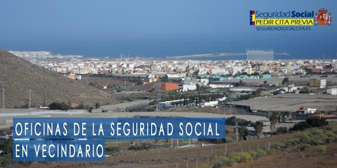 oficina seguridad social Vecindario