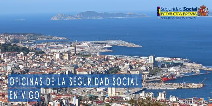 oficina seguridad social Vigo