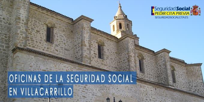 oficina seguridad social Villacarrillo