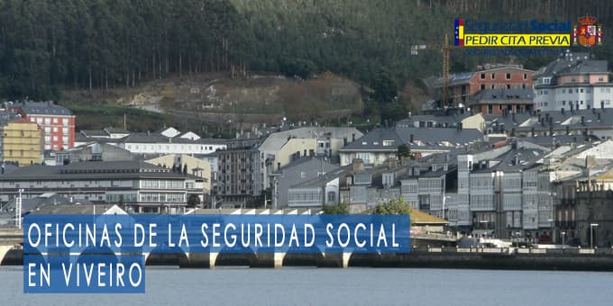 oficina seguridad social Viveiro