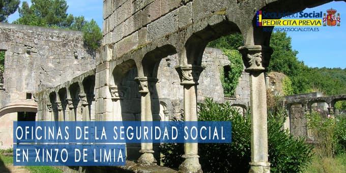 oficina seguridad social Xinzo de Limia