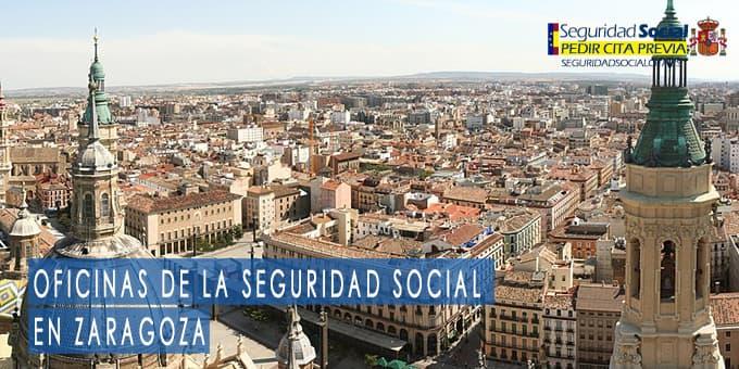 oficina seguridad social Zaragoza