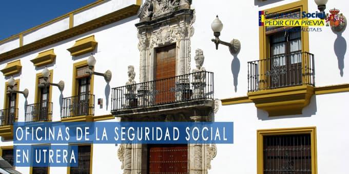 oficina seguridad social a Utrera